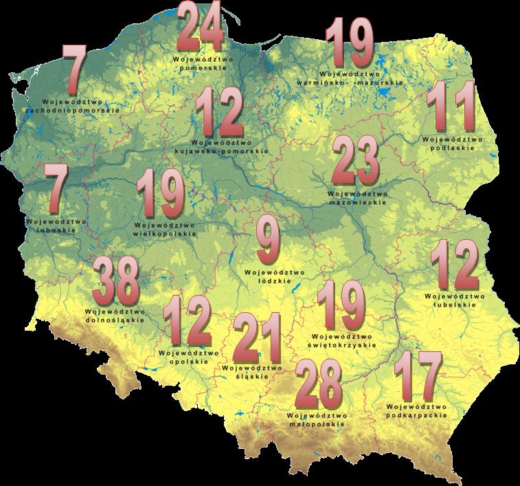 Zagrody Edukacyjne w Polsce